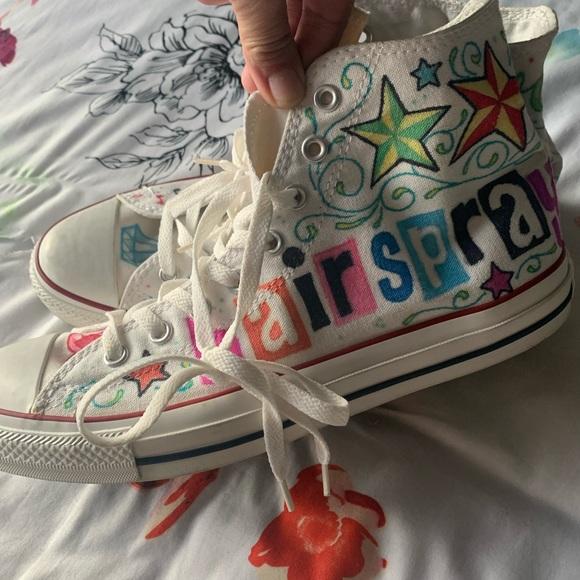 Custom Converse Sneakers 11